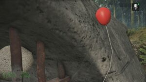 Movie IT Easter Egg Red Balloon