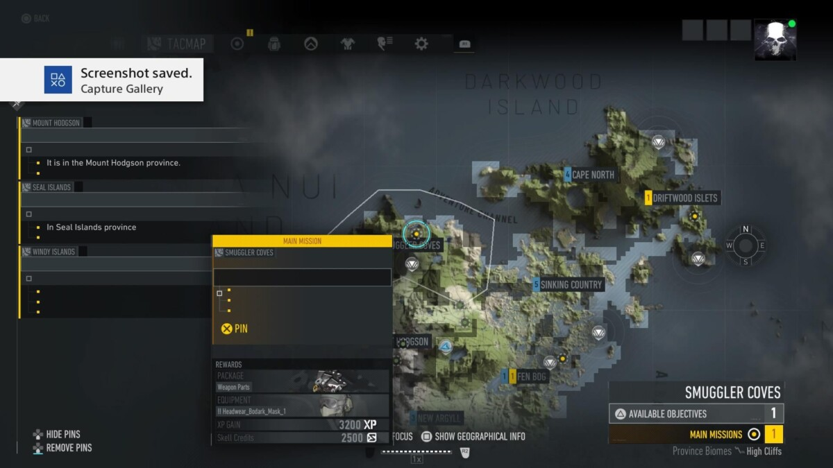 Transcendence :: Episode 3 Leaks :: Ghost Recon Breakpoint
